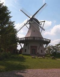 Mühle Fortuna in Unewatt